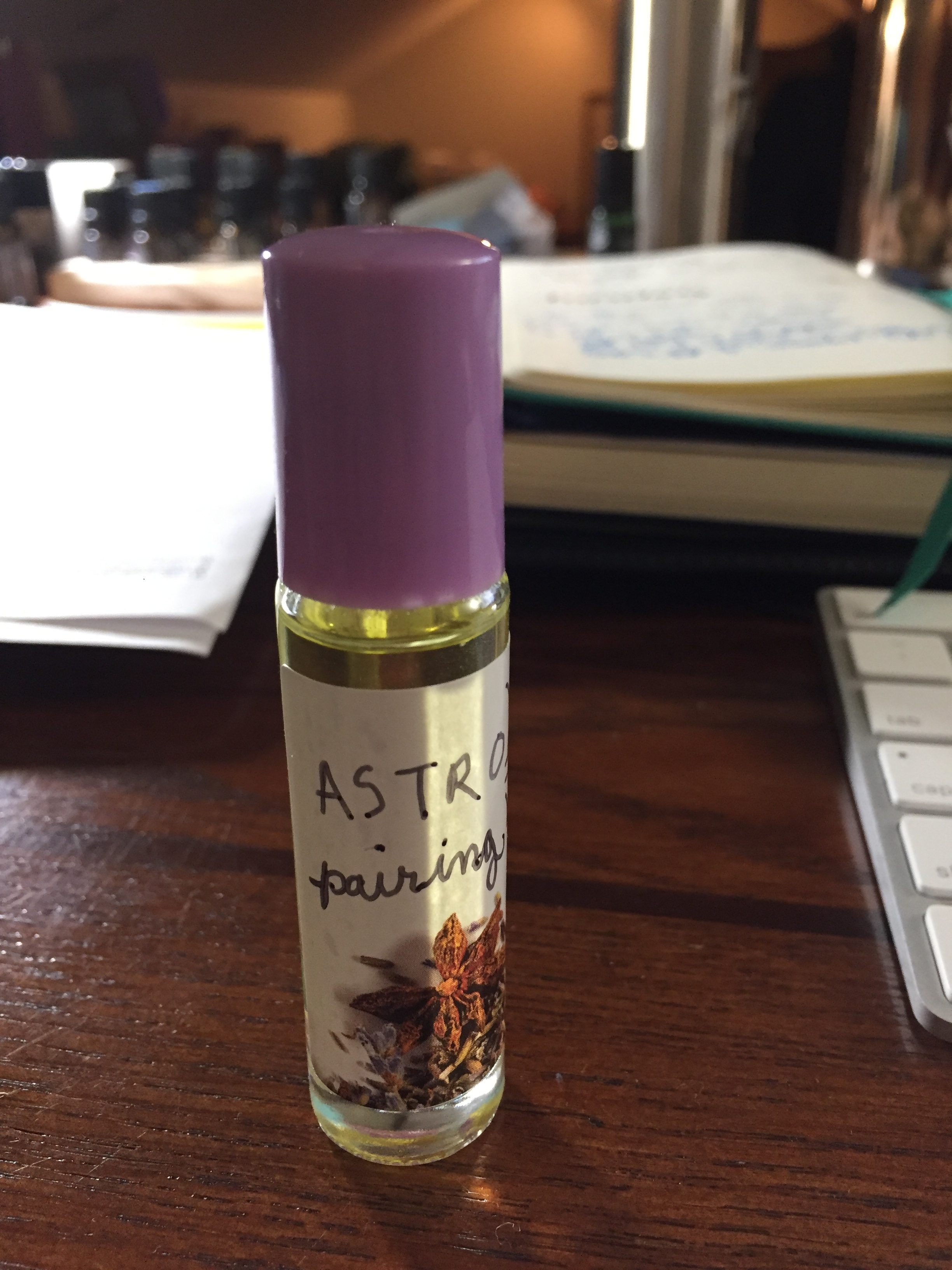 Astrology, Essential Oils, and Minerals