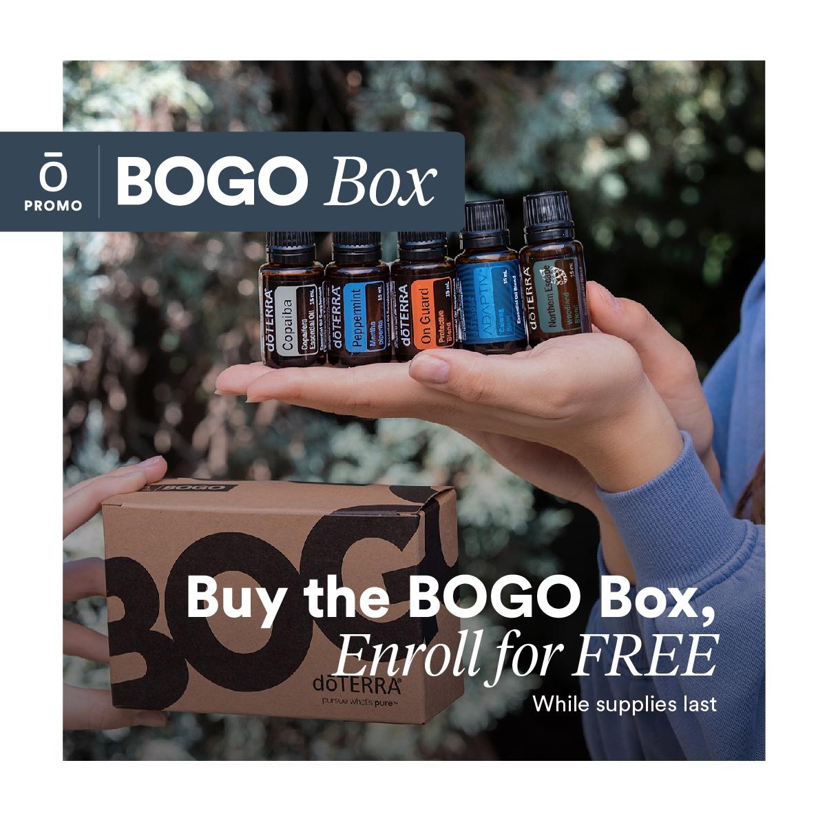 November BOGO Box