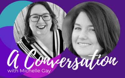 Revision culture through values, a conversation with Michelle Gay