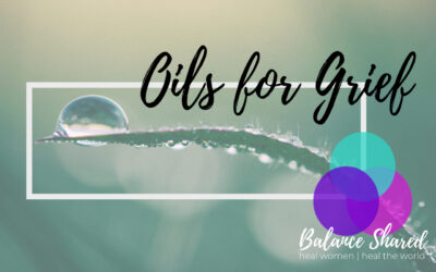 Oils for Grief