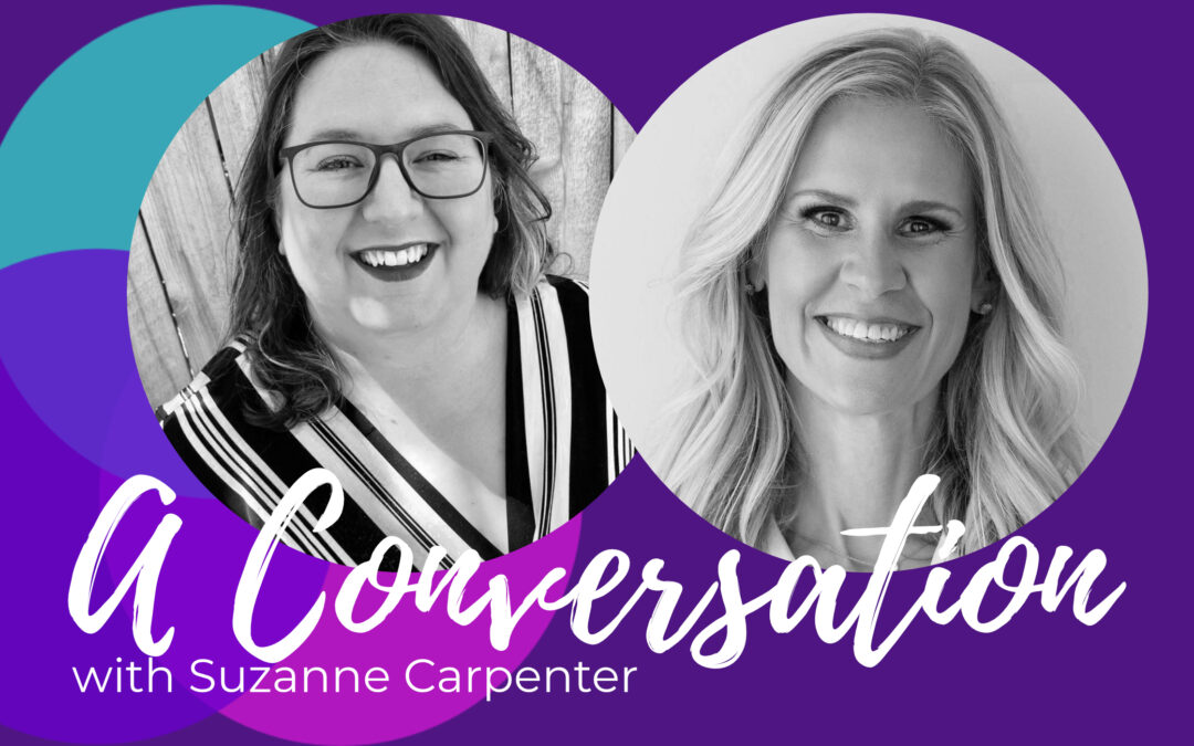 The Shame Monster of Emotional Eating with Suzanne Carpenter